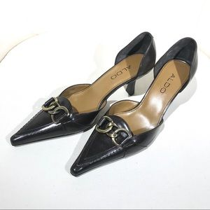 *NEW* Aldo leather shoes